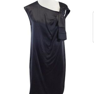 Marc by Marc Jacobs silk sleeveless shift dress